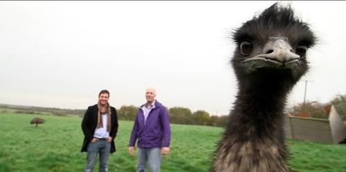 Sneak peek from BBC4's Secrets of Bones episode 3... recognize anyone?