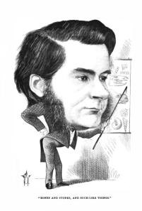 TH Huxley, anatomist extraordinaire