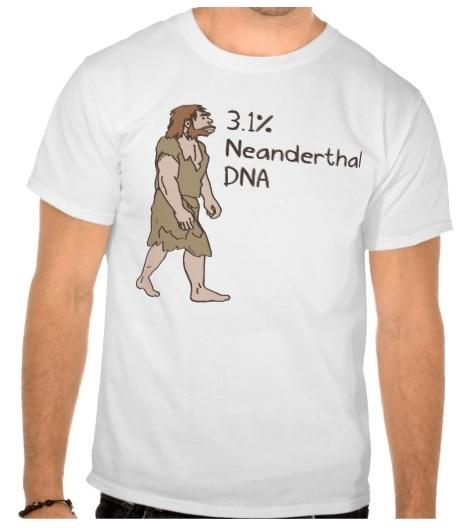 3.1%NeanderthalYEAH